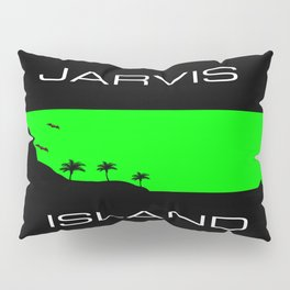 jarvis Island Pillow Sham
