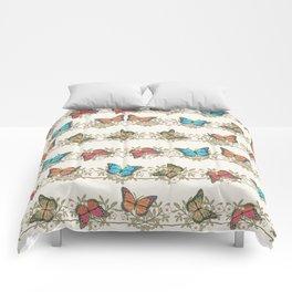 Assorted butterflies Comforters