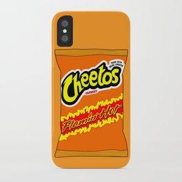cheetos iPhone Case