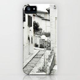 Old Italian city iPhone Case