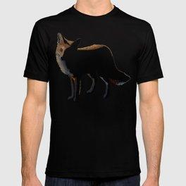 Fox in the Night T-shirt