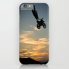 Kugimura Kota One Handing at Sun Set, FMX Japan iPhone 6s Slim Case