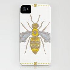 Mr Bee Slim Case iPhone (4, 4s)