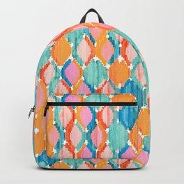 marmalade balinese ikat mini Backpack