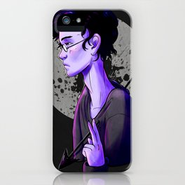 Those Who Are Dead iPhone Case