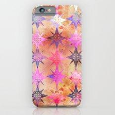 Bohemian Night Skye (Peach) Slim Case iPhone 6s