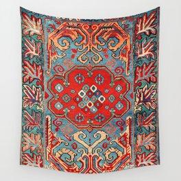 Zeikhur Kuba East Caucasus Rug Print Wall Tapestry