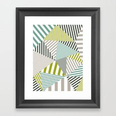 Dizzy Framed Art Print