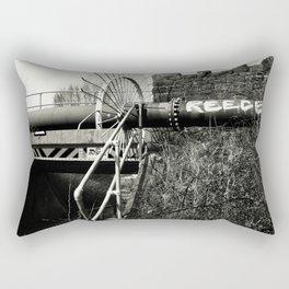 Something Old, Something New Rectangular Pillow