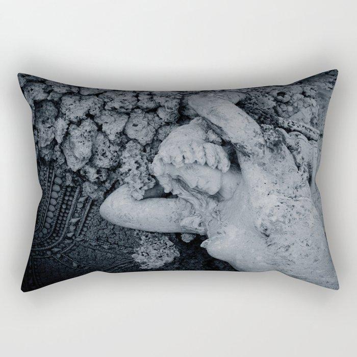 Burden Rectangular Pillow