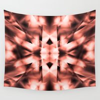 metal Wall Tapestries featuring Metal by Assiyam
