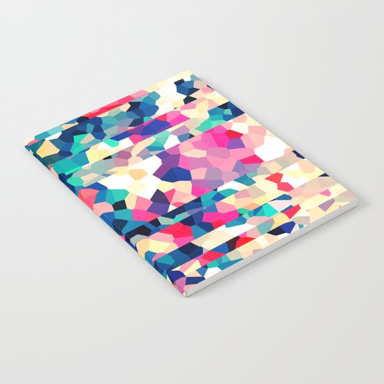 STRIPES MIX #2 Notebook