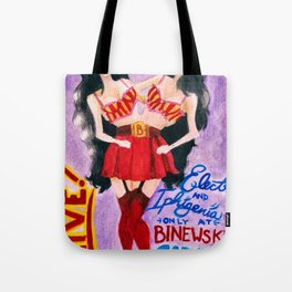 Elly and Iphy Tote Bag