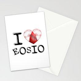 I love EOSIO Stationery Cards