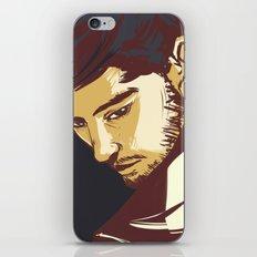 Malik iPhone & iPod Skin