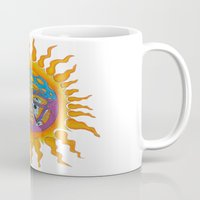 sublime Mugs featuring Sublime  by Sammy Cee