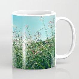 Field Wild Flowers Coffee Mug