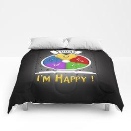 I am Happy Comforters
