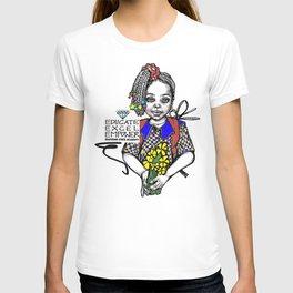 #STUKGIRL CHRISTOBAL T-shirt