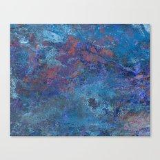 The Humbling River Canvas Print