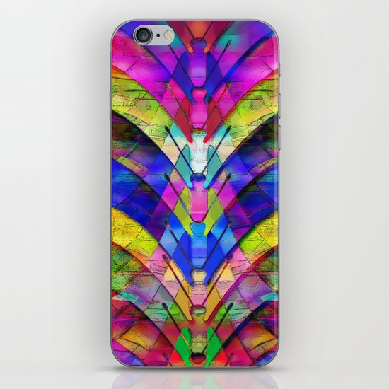 The Butterfly Collector's Dream iPhone & iPod Skin