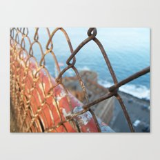 Inside Outside Fort Point Canvas Print