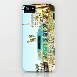 Venice Beach Art iPhone Case