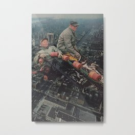 Big City Life Metal Print