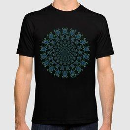 Tribal Turtle Tunnel T-shirt