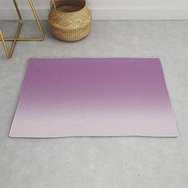 Lavender Mist Ombre Design Rug