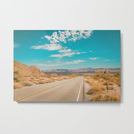 On the Road VI Metal Print