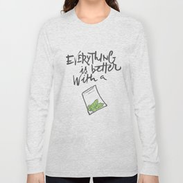 HIGH - Bag of Weed Long Sleeve T-shirt
