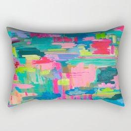 Happy Happy Joy Joy  Rectangular Pillow
