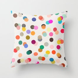 stories 1 sq Throw Pillow
