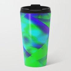 Green Color Package Travel Mug