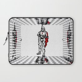 Galactic Warrior 2 Laptop Sleeve