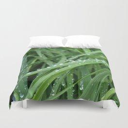 Gras Duvet Cover