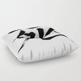 "SHI - ""Death"" Floor Pillow"