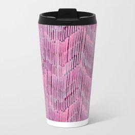 Pink Madness Metal Travel Mug