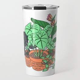 Root and Grow Travel Mug