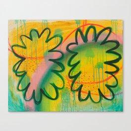Something Something Fondue Canvas Print