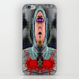 bloodlove iPhone Skin