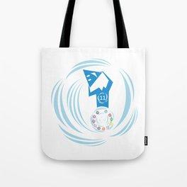 Aquabeza Tote Bag