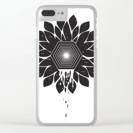 Black Lives Matter Clear iPhone Case