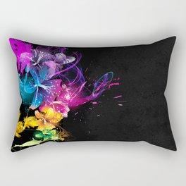 Dark Passenger Rectangular Pillow