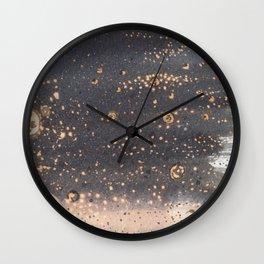 Universe 02 Wall Clock