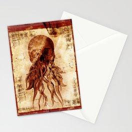 OctopuSkull Stationery Cards