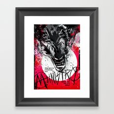 Ministry Live in Berlin with its Beer to Eternatour Framed Art Print