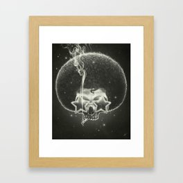 Mr. Stardust Framed Art Print