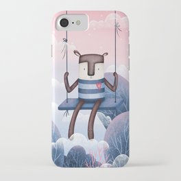Magic Forest Friends - Fog of Time iPhone Case